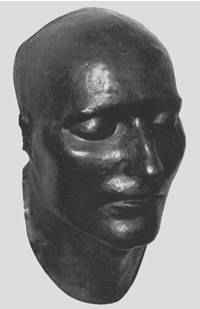 Napoleon Bonaparte's Death Mask